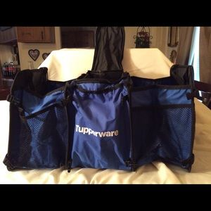 Tupperware Cooler Bag / Organizer